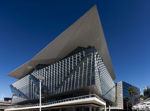 International Convention Centre, Sydney, NSW